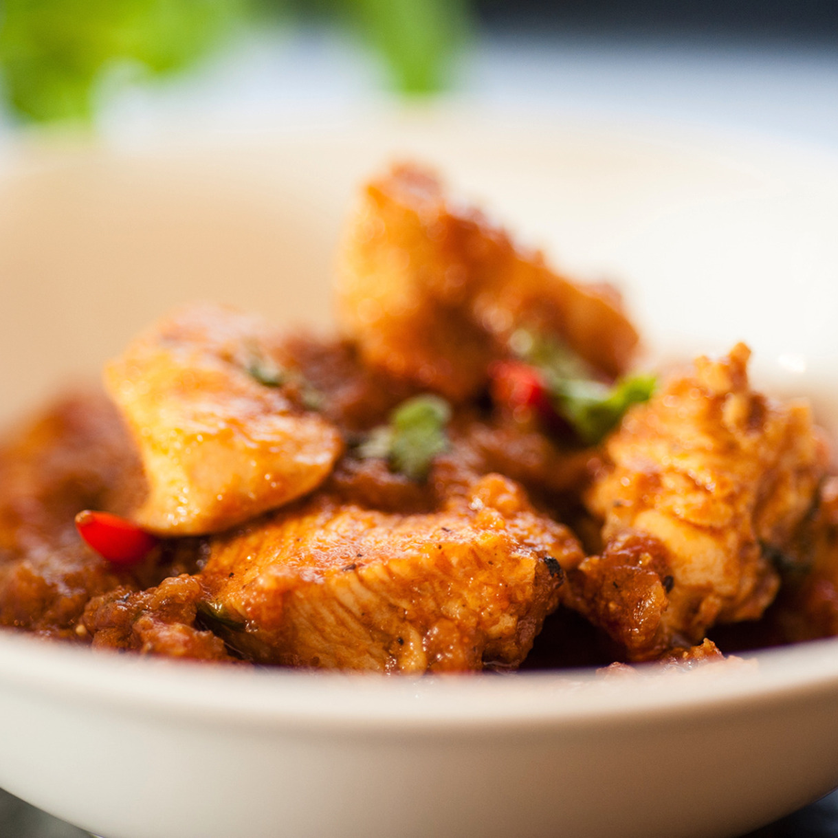 Traditional Chicken Masala